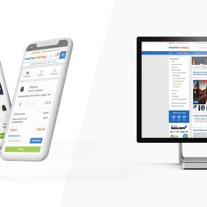Maatwerk webshop voor VoucherVandaag.nl