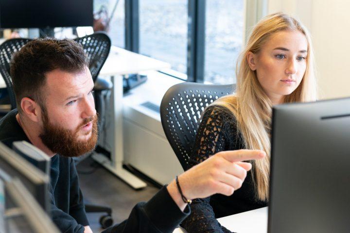 Stagiair(e) webdesigner en webdeveloper